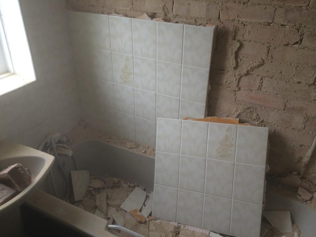 Smallbathroomrefitof The Bedford Handyman - Bathroom refit